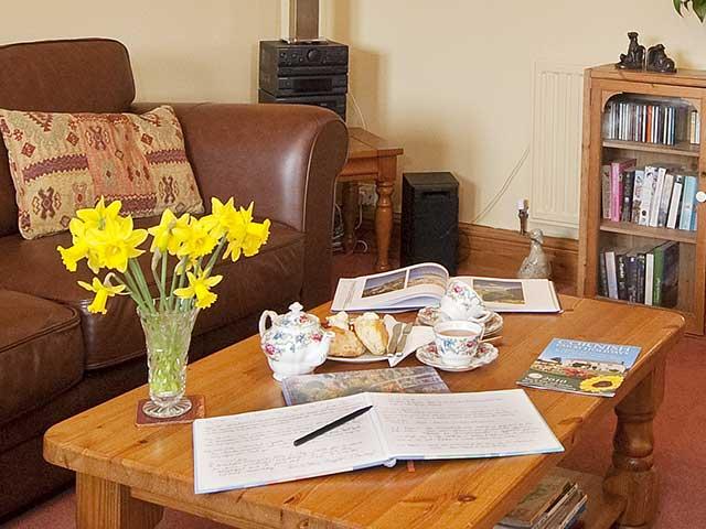 Downs Barn Farm Guest Lounge