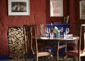Gurnards Head Dining Room