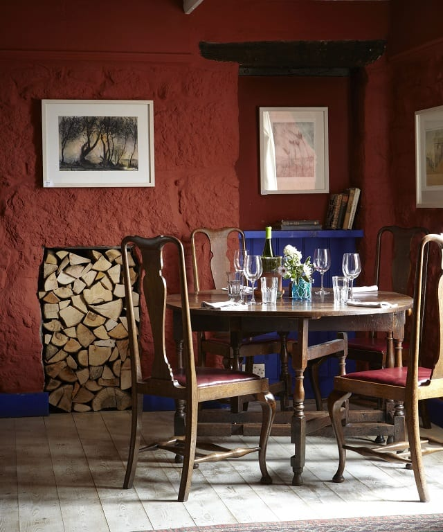 Gurnards Head Dining Room