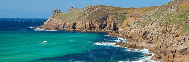 Nanjizal Bay